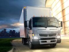 2013 Mitsubishi Fuso Canter FE125 Truck