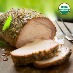 Organic Prairie Organic Boneless Pork Loin Roast