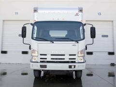 2013 Isuzu NPR-HD Gas Truck