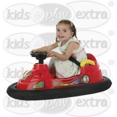 Kids@Play KAP81R 6v Ride In Bumpacar in Red Toy