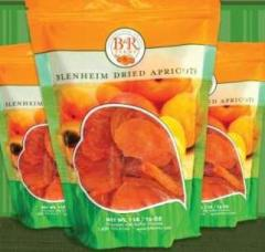 California Dried Blenheim Apricots Old Fashion