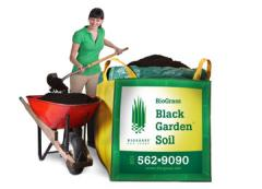 BioGrass Black Garden™Soil