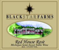Red House Rose Wine