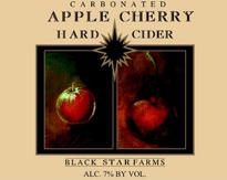 Hard Apple Cherry Cider