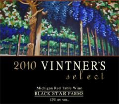 2010 Vintners Select Wine