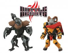 Battle Beasts Series 1 Minimates Vorin &