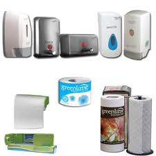 Paper Products & Dispensers