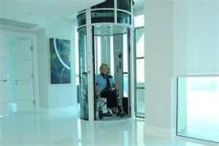 Residential Pneumatic Vacuum Elevators