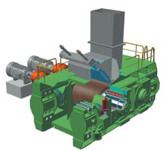 KHD High Pressure Grinding Rolls (HPGR)
