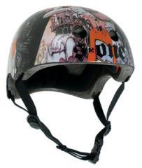 S-ONE Artist Collab II Kid Helmet- CPSC Certified