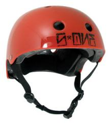 S-ONE Big Head CPSC Helmet - Red