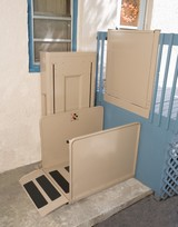Vertical Wheelchair Lifts