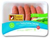Turkey Hot Italian Sausage