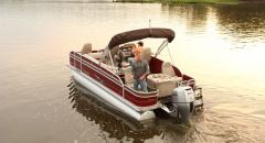 Premier Explorer Boat