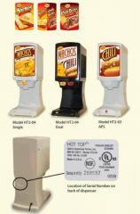 Gehl's Single Hot Top2 Dispensers