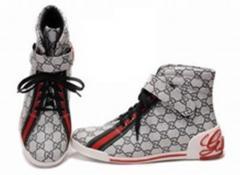 Gucci gumshoes