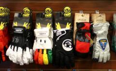 New NEFF gloves