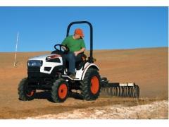 2013 Bobcat CT122 Tractor