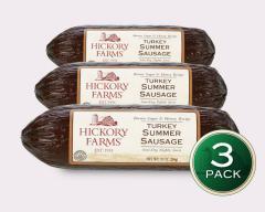 Turkey Summer Sausage 10 oz.