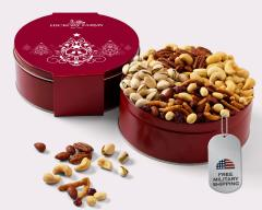 Grand Nut Party Assortment Gift Tin