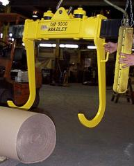 Lifting Beams with J-Hooks