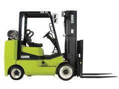 2013 Clark CGC50 Forklift