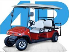 2012 Evergreen Electric Vehicles Legacy XLE 4P