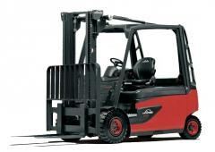 2013 Linde E20P / 600 H Forklift