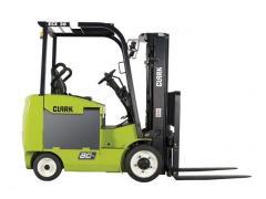 2013 Clark ECX20 Forklift