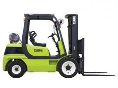 2013 Clark CQ25D Forklift