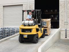 Internal Combustion Pneumatic Tire 3,000-7,000 lb Capacity Forklift