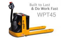 WPT45 – Medium Duty AC Pallet Truck