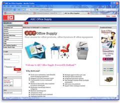 ECi Britannia™ E-commerce Software