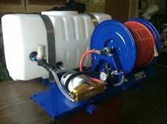 50 Gallon Low Profile 350u Pumptec Pump