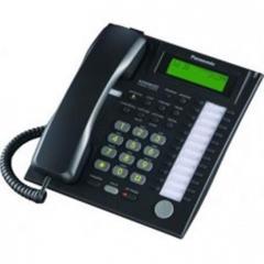 Panasonic KX-T7736-B Hybrid Telephone 24-Button Speakerphone