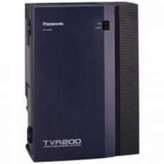 Panasonic KX-TVA200 Auto-Attendant - Voice-Mail