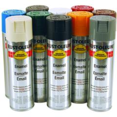 High Performance Industrial Aerosols, Color - Safety Blue Safety
