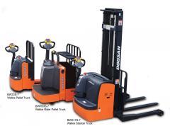 Doosan BW-7 Series, 3,300 lbs – 6,000lbs Walkie