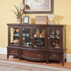 Parker House Grand Manor Hillsborough Cabinet