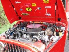 76-86 Jeep CJ7 & CJ8 Hoodlift