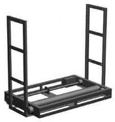 TL-100 Series of Motorized Up/Down TV Lift