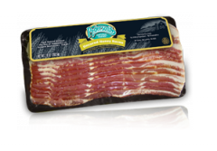 Uncured Honey Bacon