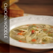 Homestyle Chicken Noodle