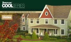 Timberline® Cool Series Shingles