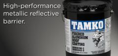 TAMKO® Fibered Aluminum Roof Coating