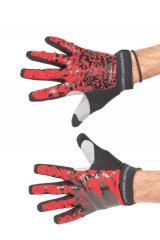 TSC Crow Glove Red XLarge