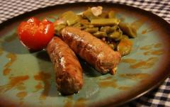 Beyond Organic Blue Ridge Andouille Link Sausage