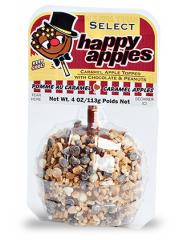 Select Caramel Apples with Chocolate and Nuts 24