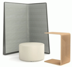 Campfire Screen	(Steelcase)