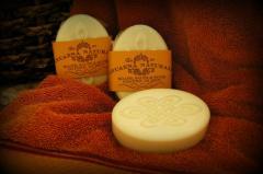 Orange Dreamsicle Soap